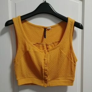 URBAN OUTFITTERS LUX Crop Top